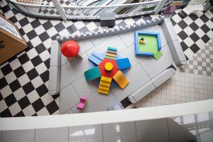 Atrium Reduta, Warszawa, Corners For Kids