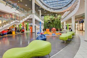 Galeria Przymorze, Gdańsk, Corners For Kids