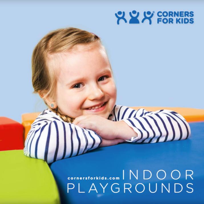 Ulotka. Corners For Kids