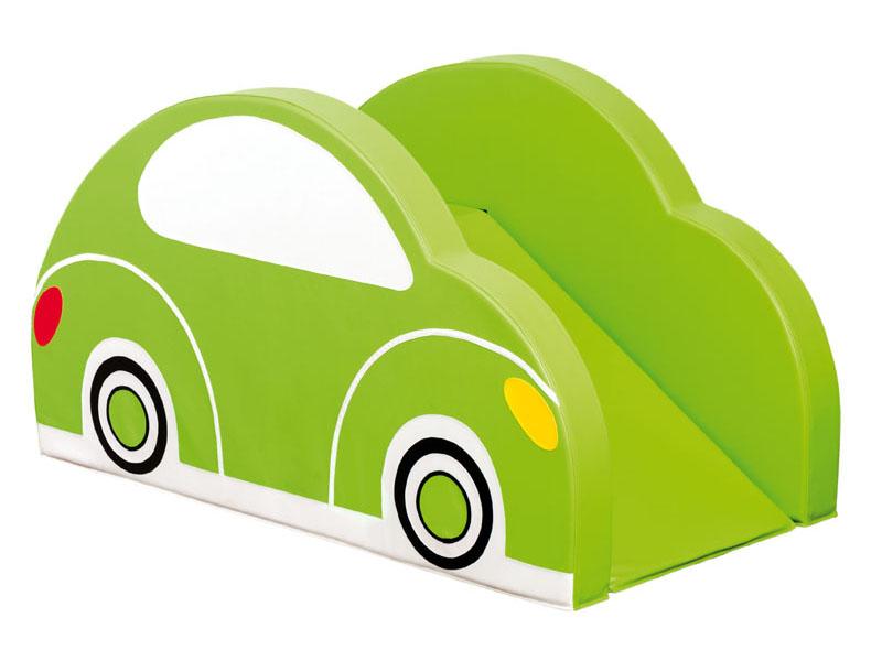 Autko ze zjeżdzalnią. WSNS2136. Corners For Kids