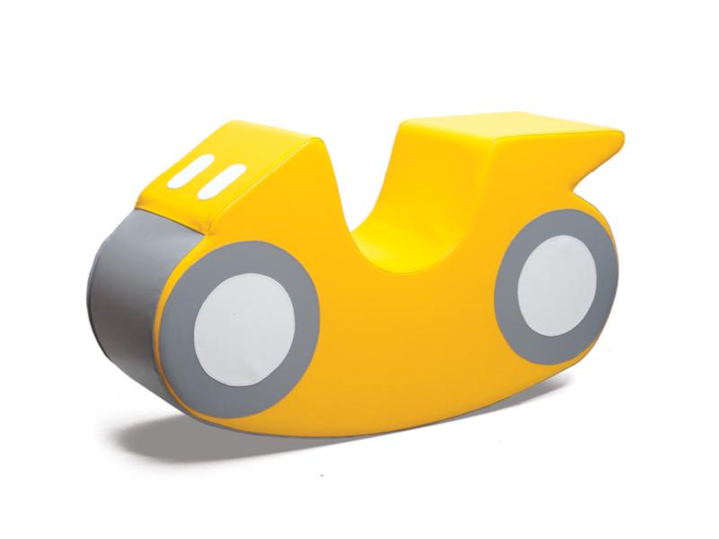 Motocykl. Bujak. WSNS2190. Corners For Kids